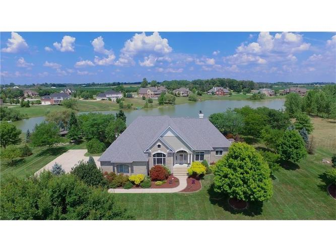 16301  Remington Drive Fishers, IN 46037 | MLS 21613789