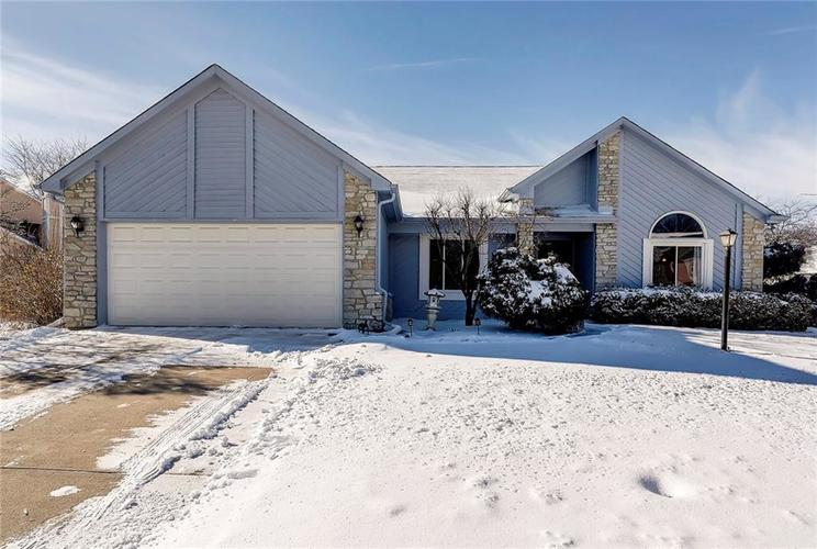 12576  Corday Court Fishers, IN 46038 | MLS 21613824