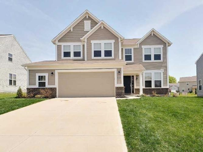 1587  LAVENDER Lane Greenwood, IN 46143 | MLS 21613834