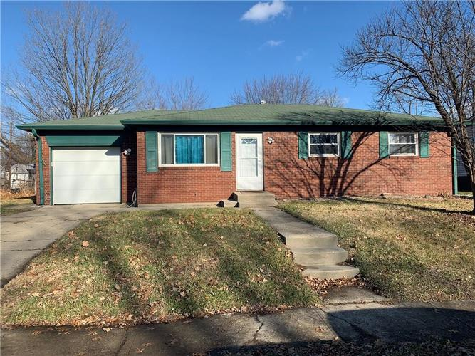 5548 W Henry Street Indianapolis, IN 46241 | MLS 21613922