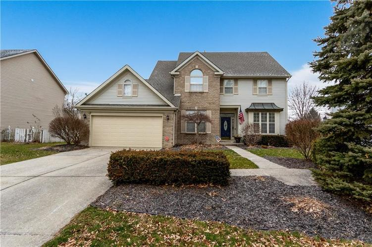 12740  Crystal Pointe Drive Indianapolis, IN 46236 | MLS 21613952