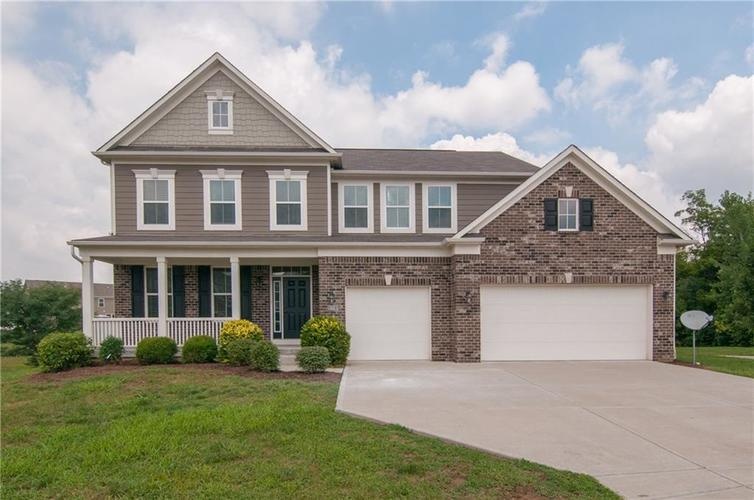3557  Lindsey Circle Greenwood, IN 46143 | MLS 21613970