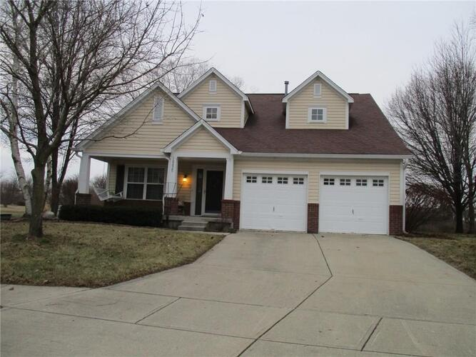10829  Bentwater Lane Fishers, IN 46037 | MLS 21613973