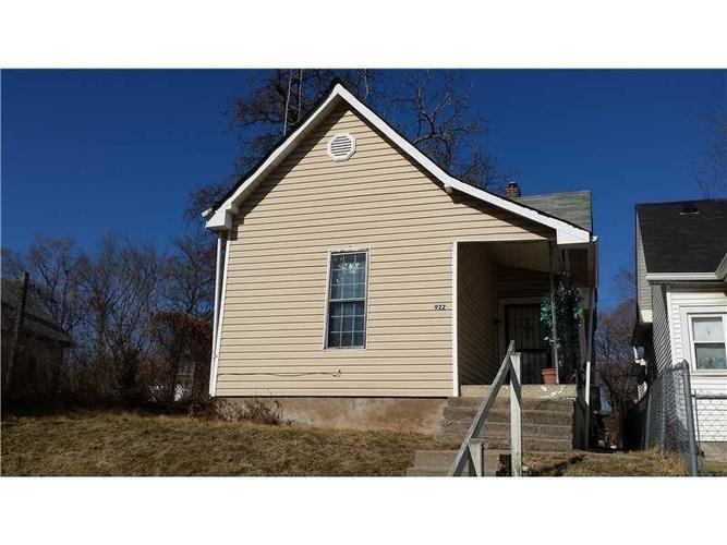 922 W 27th Street Indianapolis, IN 46208 | MLS 21614010