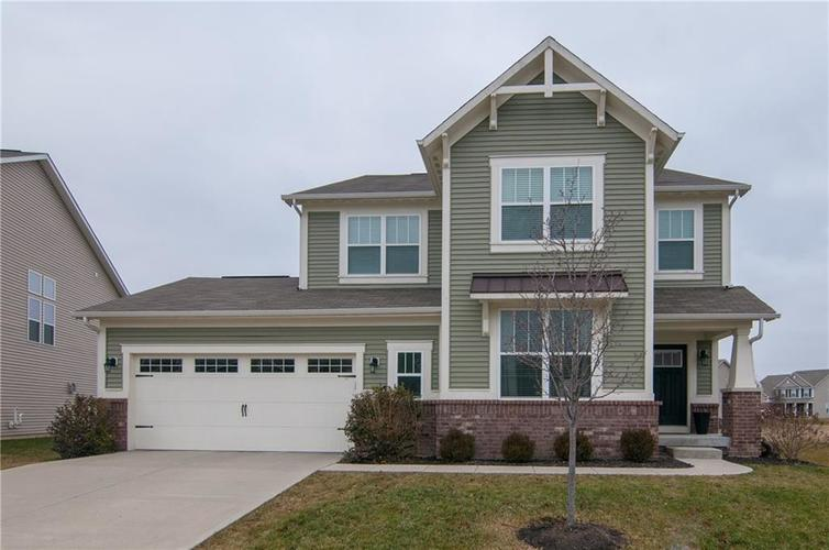7804  Ringtail Circle Zionsville, IN 46077 | MLS 21614018
