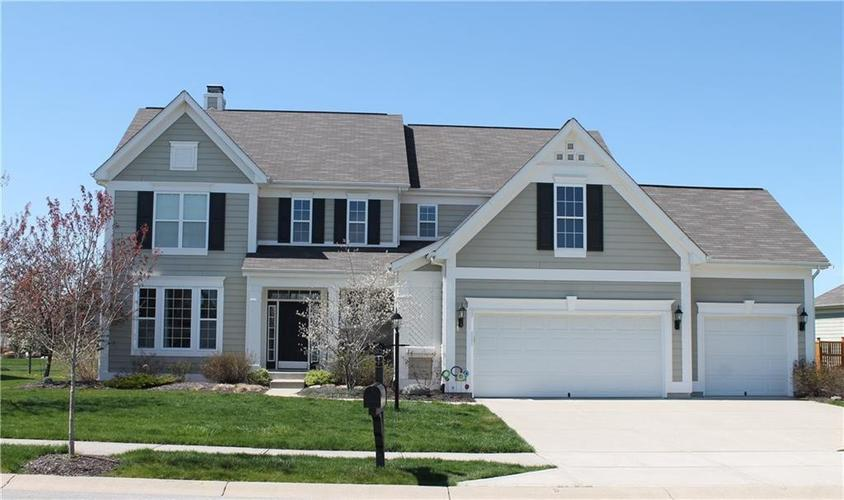 13658  Blooming Orchard Drive Fishers, IN 46038 | MLS 21614024