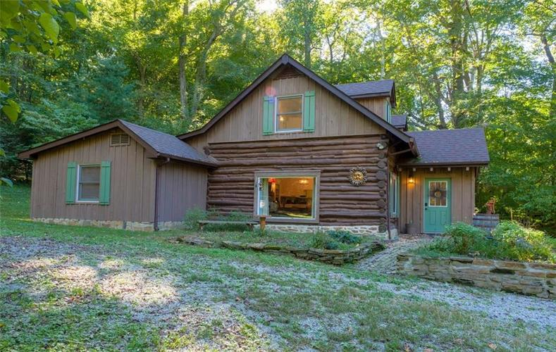 4470  Covered Bridge Road Nashville, IN 47448 | MLS 21614029