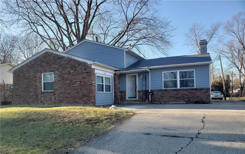 3462 Luewan Drive Indianapolis, IN 46235 | MLS 21614033 | photo 1