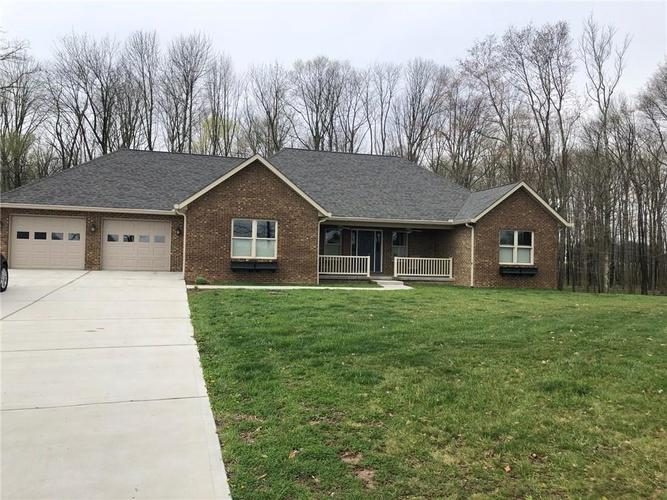5578 E County Road 100  Greensburg, IN 47240 | MLS 21614050
