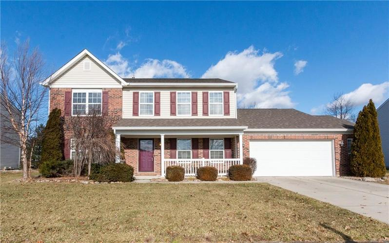 10434  Ringtail Place Fishers, IN 46038 | MLS 21614071