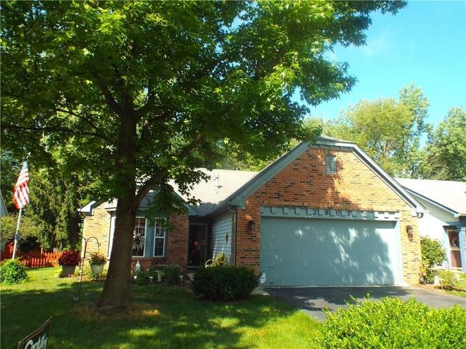 2862  Mission Hills Lane Indianapolis, IN 46234 | MLS 21614084