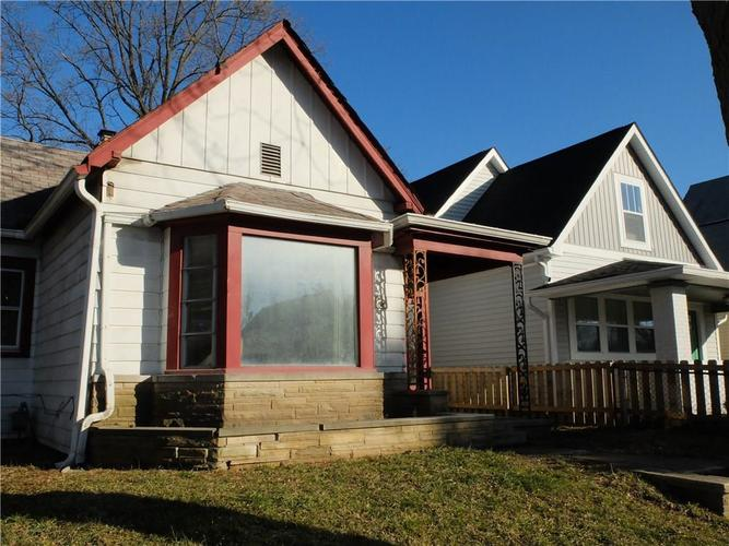 1628 HOYT Avenue Indianapolis, IN 46203 | MLS 21614102 | photo 1