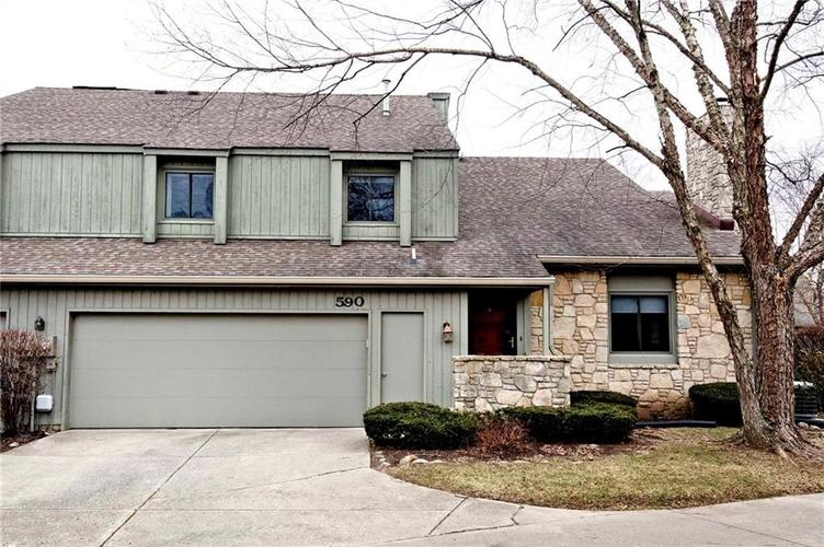 590  Conner Creek Drive Fishers, IN 46038 | MLS 21614114
