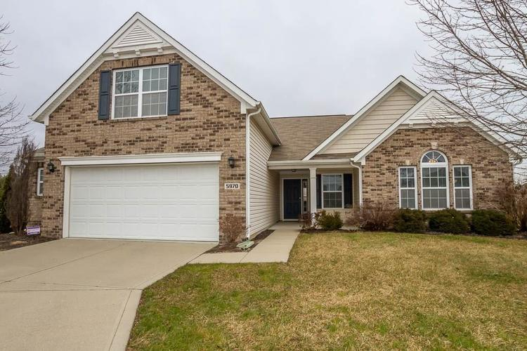 5970  Haywood Court Greenwood, IN 46142 | MLS 21614172