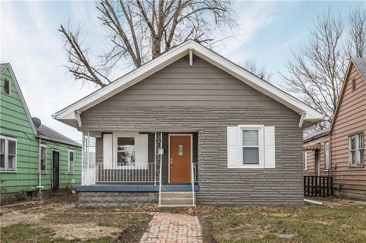 1310 N Chester Avenue Indianapolis, IN 46201 | MLS 21614187