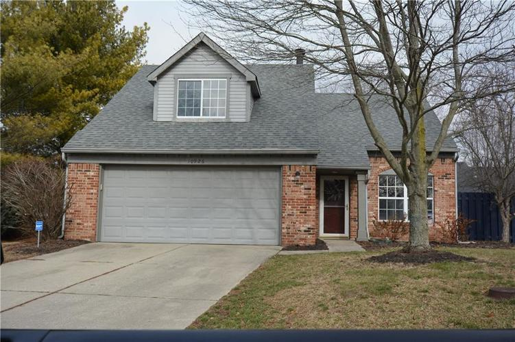 10926  Gatewood Lane Fishers, IN 46038 | MLS 21614202