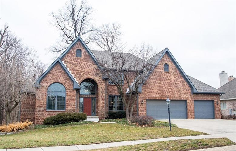 9878  Woodlands Drive Fishers, IN 46037 | MLS 21614226