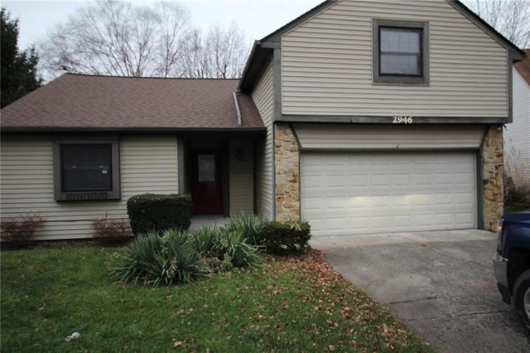2946  Horse Hill East Drive Indianapolis, IN 46214 | MLS 21614234