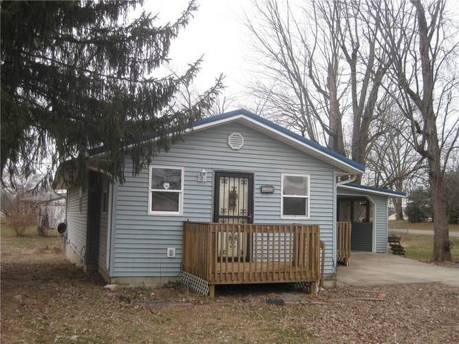 1340 S Mulberry Street Martinsville, IN 46151 | MLS 21614240