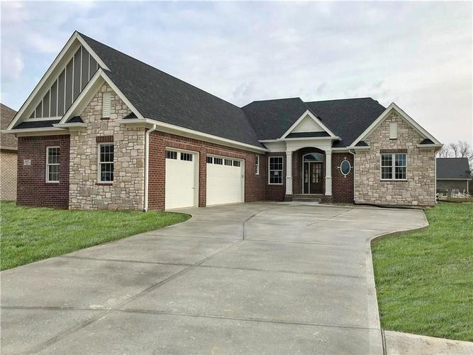 4687 Chestnut Court W Bargersville, IN 46106 | MLS 21614243 | photo 1