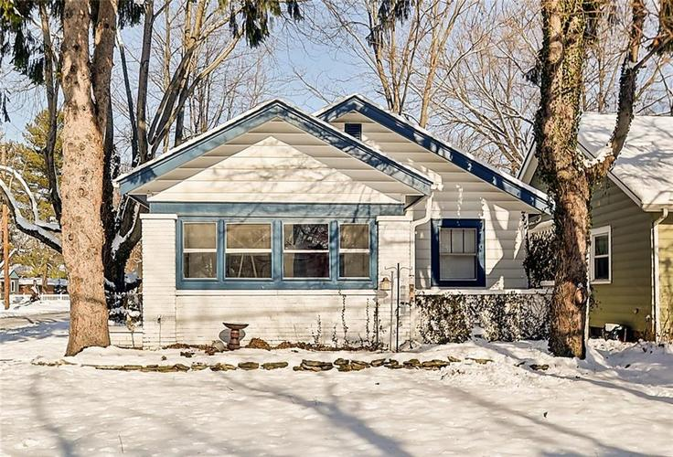 1502 E 49th Street Indianapolis, IN 46205 | MLS 21614250