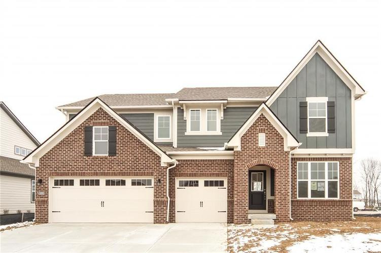3728  Drummore Place Bargersville, IN 46143 | MLS 21614332