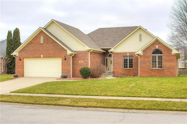 945  Texarkana Drive Indianapolis, IN 46231 | MLS 21614363