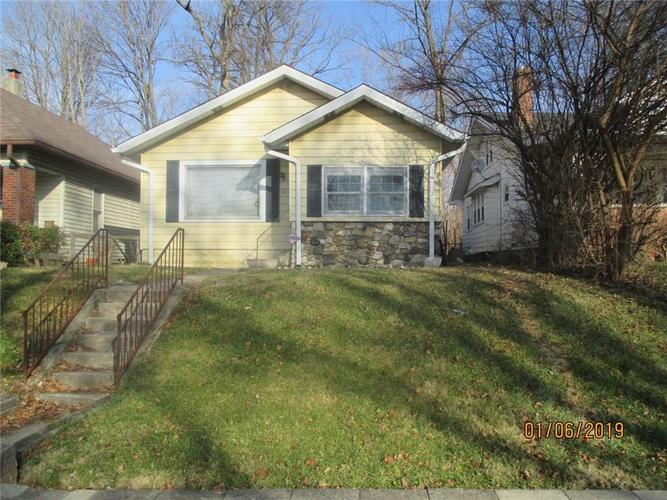 1210 W 34th Street Indianapolis, IN 46208 | MLS 21614373