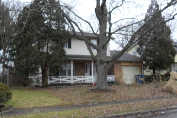 10214  Sutters Court Indianapolis, IN 46229 | MLS 21614428