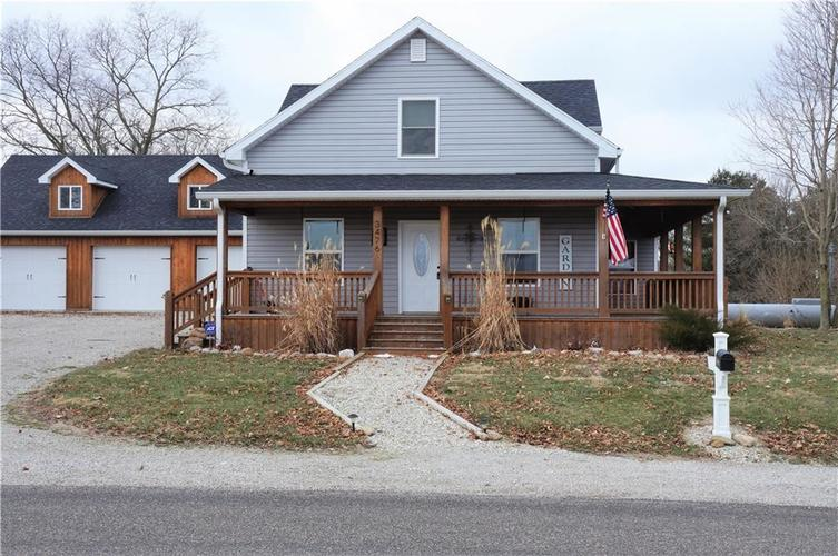 3476 S Mauxferry Road Franklin, IN 46131 | MLS 21614437