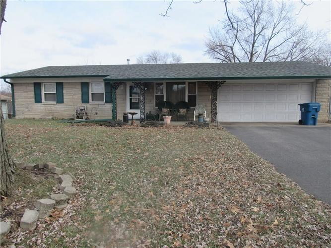 3627  MANN Road Indianapolis, IN 46221 | MLS 21614460