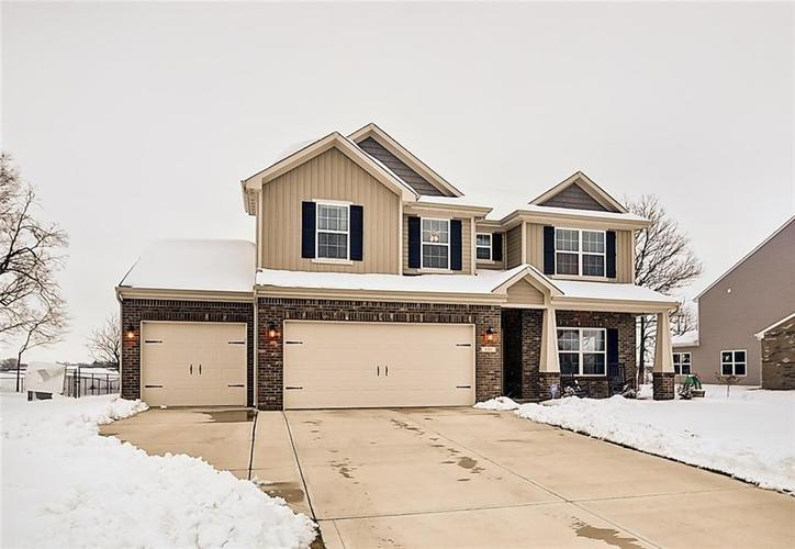 149  Halldale Drive Whiteland, IN 46184 | MLS 21614475