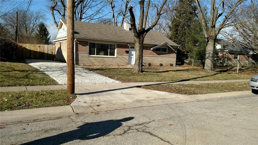 524  PARK Drive Greenwood, IN 46143 | MLS 21614494