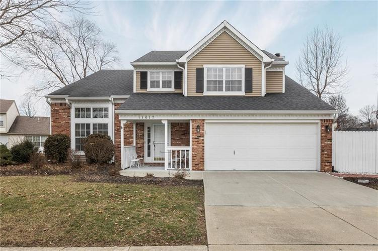 11017  Lake Run Drive Fishers, IN 46038 | MLS 21614529