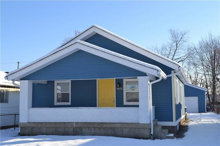 2509 S Mcclure Street Indianapolis, IN 46241   MLS 21614622