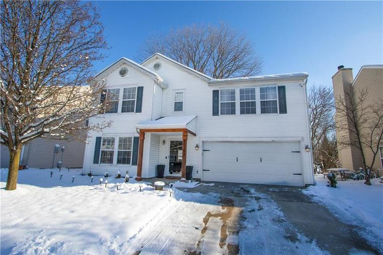 10297  Hatherley Way Fishers, IN 46037 | MLS 21614696