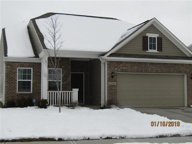 10480 Serviceberry Drive Indianapolis, IN 46234 | MLS 21614711 | photo 1