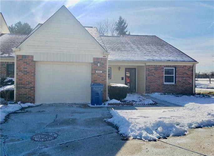 5321  Caring Cove Indianapolis, IN 46268 | MLS 21614729