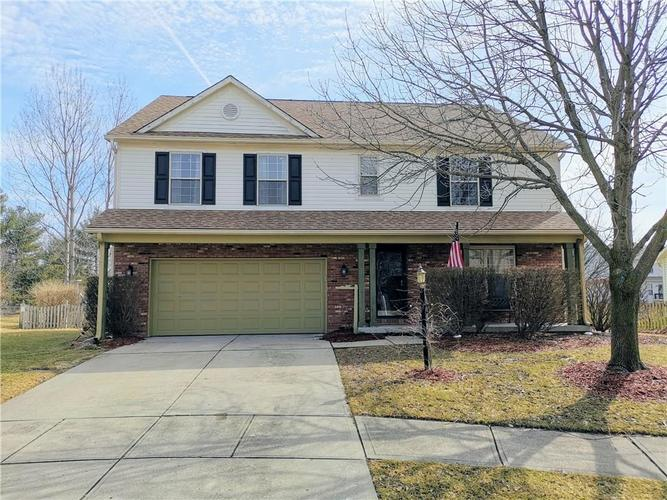 3655  Homestead Circle Plainfield, IN 46168 | MLS 21614737