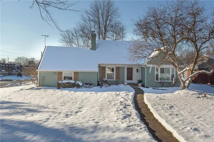 5802 N DEARBORN Street Indianapolis, IN 46220 | MLS 21614743 | photo 1