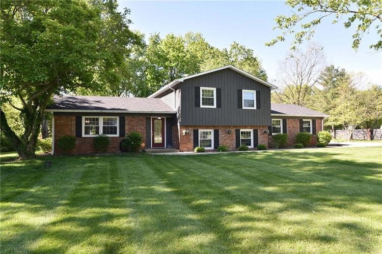 6641 N Blossom Lane Indianapolis, IN 46278 | MLS 21614744