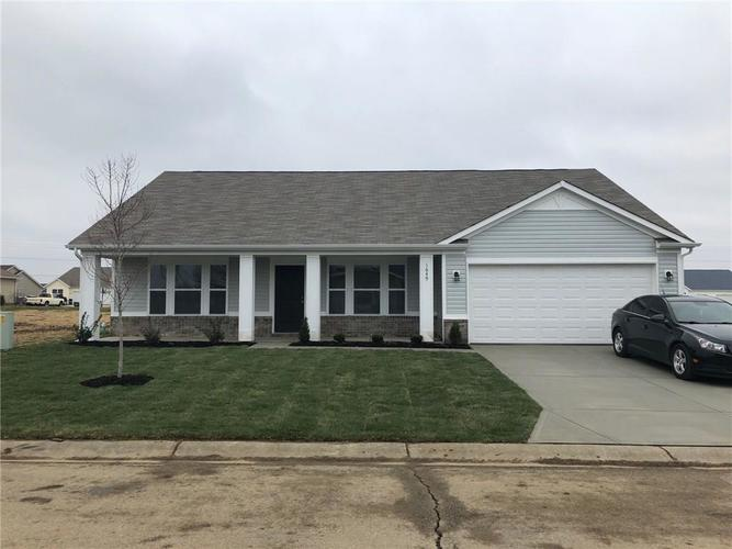 1649 W Meyer Lane Greensburg, IN 47240 | MLS 21614801
