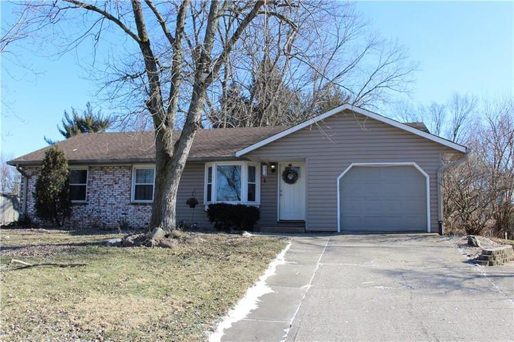 8101  Woodbine Drive Indianapolis, IN 46217 | MLS 21614805