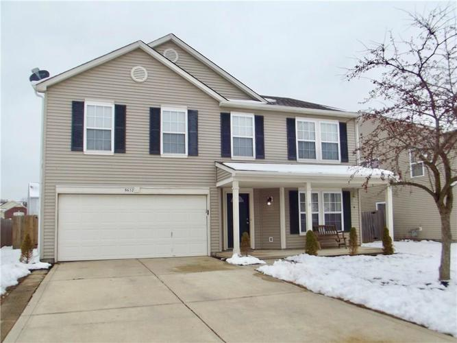 8652 Orchard Grove Lane Camby, IN 46113 | MLS 21614842 | photo 1