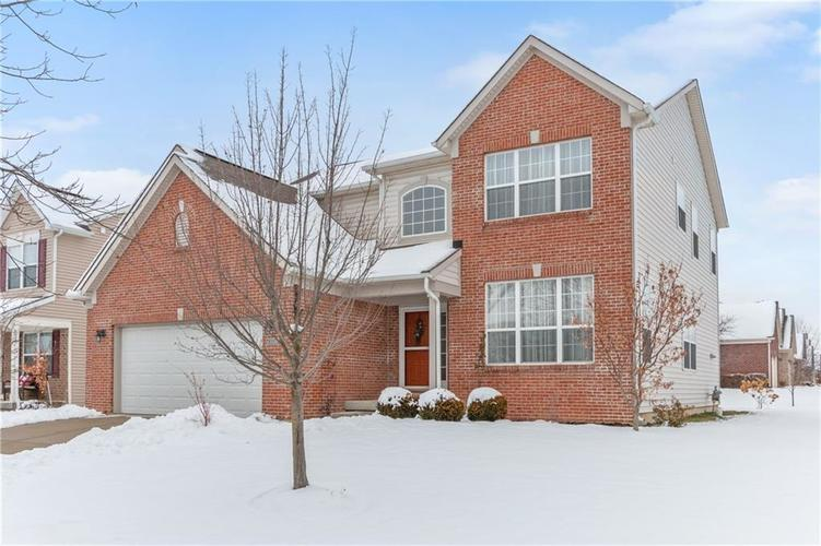 13751  Wendessa Drive Fishers, IN 46038 | MLS 21614880