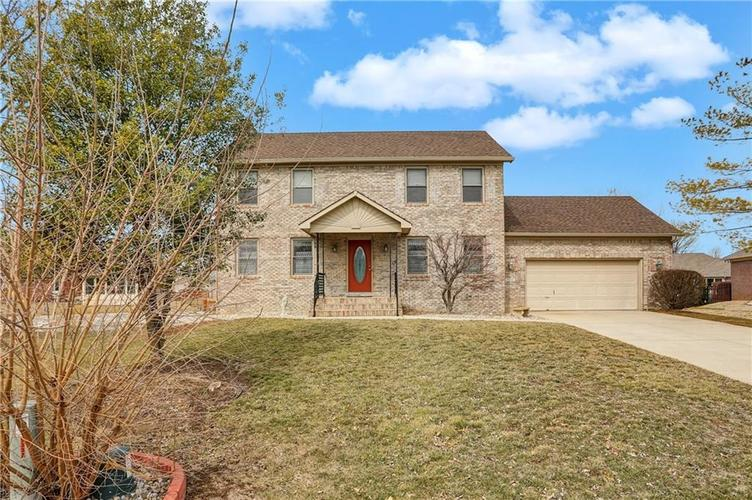 5332  Heritage Lane Greenwood, IN 46142 | MLS 21614908