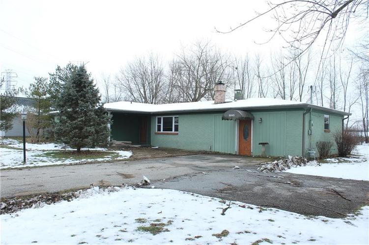 8045 E THOMPSON Road Indianapolis, IN 46239 | MLS 21614930