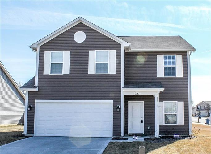2361  Silver Spur Drive Greenfield, IN 46140 | MLS 21614951
