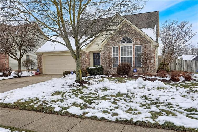 6941  Bluffgrove Lane Indianapolis, IN 46278 | MLS 21614955