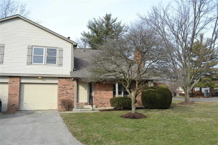 7548  CASTLETON FARMS WEST Drive Indianapolis, IN 46256 | MLS 21614989